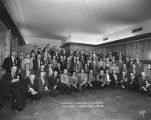 Delegates at the Washington Federation of Butchers Convention in Spokane, Washington, July 6-7,...