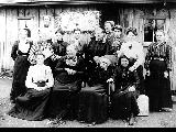 Freeland Colony, Women's First Thursday Club, ca. 1910