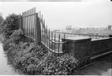 Fence near Union Station (1979)