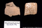 Body sherd and strap handle