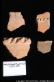 Assorted decorated Byzantine body sherds