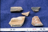 Early Roman-Early Byzantine fine ware (interior)