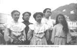 Girls from the Jesse Lee Home, Unalaska, ca. 1911