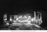 Street scene on winter night, Cordova, ca. 1912