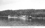 Wreck of the steamer MARIPOSA, Fitzhugh Sound, British Columbia, October 8, 1915