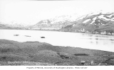 Unalaska from across harbor, ca. 1912