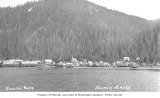 Village of Shakan, northwest coast of Kosciusko Island, ca. 1912