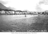 Sitka from the water, ca. 1914