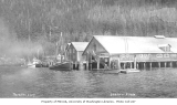 Docks and warehouses, Shakan, ca. 1912