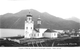 Russian Orthodox Church of the Holy Ascension, Unalaska, ca. 1911