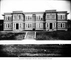 Apartment building in the West Queen Anne neighborhood of Seattle, n.d.