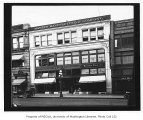 Crawford and Conover Building exterior, Seattle, May 7, 1918