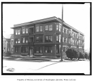 Delmont Apartments, Queen Anne neighborhood, Seattle, n.d.
