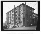 Amon Apartments exterior, Seattle, n.d.