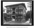 Baird Apartments exterior, First Hill neighborhood, Seattle, n.d.