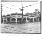 Southeast corner of 8th Ave. and Pine St., Seattle, ca. 1923