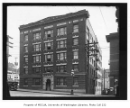 Alsace Apartments exterior, Seattle, n.d.