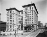 County-City Building exterior, Seattle, June, 1944