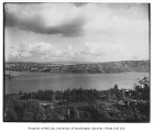 Lake Union panorama seen from East Queen Anne, part 2 of 2, looking east toward Eastlake, Seattle,...