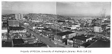 Denny Regrade district, panoramic view from the Claremont Apartment Hotel at  4th Ave. and...