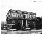 Gertrude Apartments exterior, Central Neighborhood, Seattle, February 16, 1916