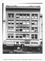 Denny Building exterior, Seattle, August 9, 1917