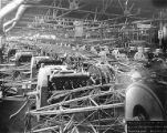 Curtiss Aeroplane and Motor Company Fuselage Department, Churchill Street, Buffalo, New York,...