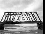 Great Northern Railroad bridge over the Snohomish River, ca. 1902