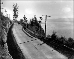 Pacific Highway along the Columbia River, ca. 1925