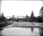 Bridge over unidentified river, n.d.
