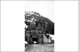 East Portal of the CascadeTunnel, Great Northern Railway, Berne, n.d.