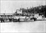 COLFAX steamboat, probably on Lake Coeur d'Alene, n.d.