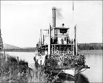 Steamboat CASCA with passengers, Yukon River, n.d.