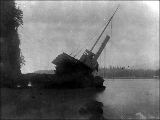 Wreck of the steamboat BEAVER, Prospect Point, British Columbia, n.d.