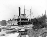 Steamboat MONARCH, probably the lower Yukon River, n.d.