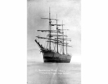 Four masted sailing vessel MIMI, Oregon, n.d.
