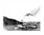 Stern wheel steamer T.C. POWER, Yukon River, n.d.