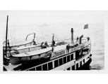 Lifeboats aboard the steamship TACOMA, n.d.