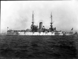 Battleship U.S.S. ILLINOIS, 1908