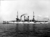 Battleship U.S.S. LOUISIANA, 1908