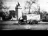 General Motors truck on transcontinental trip, 1916