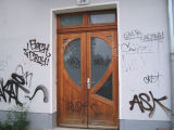 Graffiti Door 6