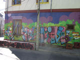 Chile Graffiti