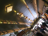 Ceiling lights, Pike Place