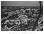 Aerial of campus taken from the southeast, University of Washington, June 1949