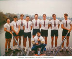 101 Club at Spike Africa Regatta, 1984, University of Washington Eights Rowing, 1984