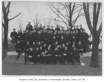 Naval cadets at the Territorial University, ca. 1890