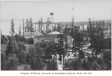 Bird's-eye view looking southeast, University of Washington, ca. 1913