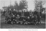 Football team, University of Washington, November 1912