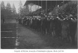 Football fans at Denny Field, University of Washington, ca. 1911